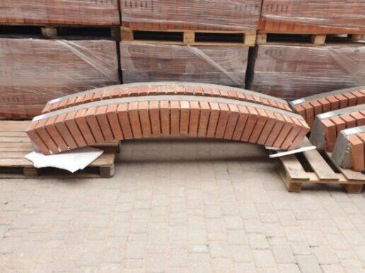 Produkcja prefabrykatów z cegły klinkierowej