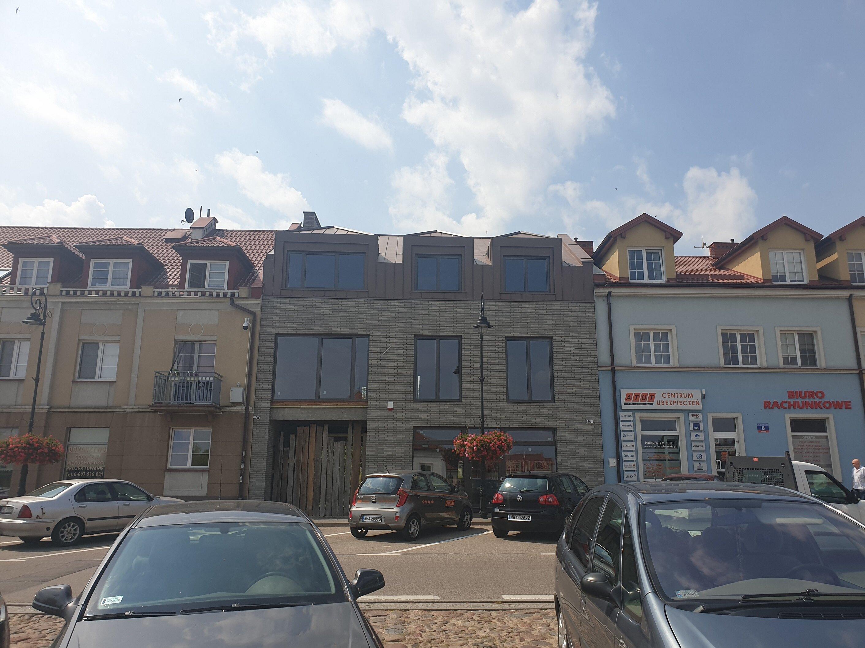 Budynek jednorodzinny